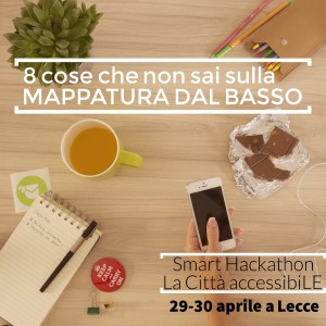smart hackathon la città accessibile