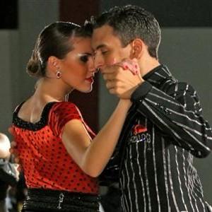 Andrea Vighi e Chiara Benati