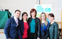 Conferenza Stampa MOVIDABILIA 8 Marzo 2014